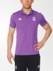 Polo Shirt adidas Real Madrid Original Man 2016 17 purple