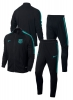 Training Tracksuit Barcelona Original Nike Bench version Man 2016 17 black
