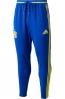Training pants Spain Blue Original adidas Men\'s European Football France 2016