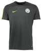 Training Jersey shirt Manchester City Original Nike Dry Squad 2016 17 grey