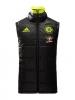 Down jacket vest sleeveless bomber jacket FC Chelsea Original adidas Men 2016 17 black