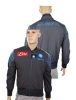 Summer jacket Blue Original Napoli Macron Man 2014 15 Grey