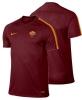 Training Shirt As Roma Original Nike Dry Squad 2016 17 red