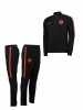 Training Tracksuit Manchester City Original Nike Dry knit squad of bench Man 2016 17 Black