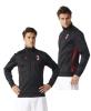 Training Jacket Track Top Original Adidas Ac Milan Black Man 17 2016