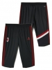 Training  Short 3/4 man AC Milan Adidas Adizero 2014 15 Black