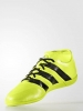 Football boots Shoes ACE 16.3 Primemesh Indoor Original Adidas Men\'s 2016 Yellow