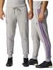 Sweat Pants Real Madrid Grey Original adidas 3 Stripes Man 2017