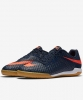 Football boots shoes Original Nike HyperVenom Finale Indoor Competition IC Blue mens