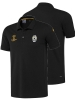 Polo Shirt Juventus Original adidas UEFA Champions League 2016 Male 17 Black