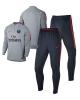 Training Tracksuit Nike PSG Original Man 2016 17 Half Zip Grey