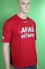 Training Shirt AZ ALKMAAR Red Original Macron Man 2012 13