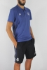 Complete Leisure Training Real Madrid Blue Original Adidas Man 2016 17
