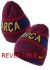 woolen winter hat Reversible FC Barcelona Original Nike Unisex 2016 17 blue red