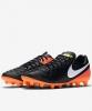 Football Boots shoes Black Original Nike mystic v ag pro-Man 2017