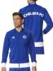 Training Jacket Chelsea Anthem Blue Original Adidas Man 2016 17