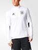 Sweatshirt Training Top Germany White Original adidas Men 2017