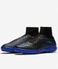 Football boots Shoes Original Nike HyperVenom X Proximo (TF) Turf Man 2017 Black