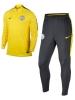 Training Tracksuit Drill half zip Manchester City Original Nike Drill half zip Man 2017 Yellow