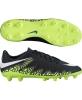 Football Boots Nike Original HYPERVENOM Phelon AG-Pro II Men black 2017