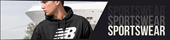 Sportswear New Balance Diadora Adidas