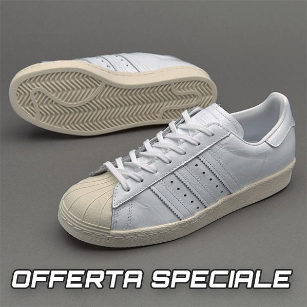 Outlet modacalcio Adidas Originals Trefoil sneakers abbigliamento scarpe