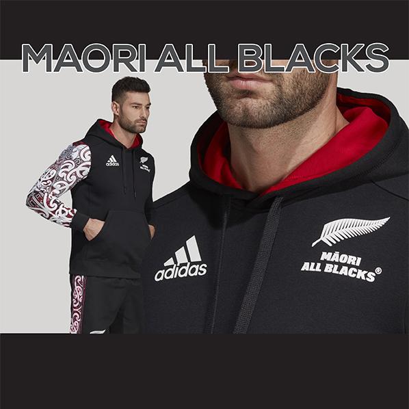 Nuova linea abbigliamento All Blacks