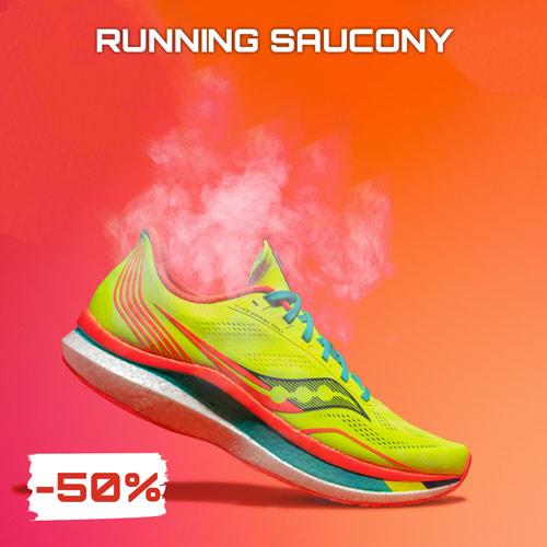 Sconti saldi Black Friday 2020 Running saucony