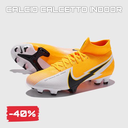 Sconti scarpe calcio calcetto indoor Padel Black Friday 2020 Adidas Nike Puma Joma