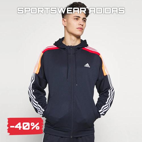 Sconti saldi Black Friday 2020 sportswear adidas