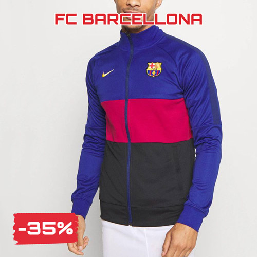 Sconti saldi Black Friday 2020 Nike Barcellona
