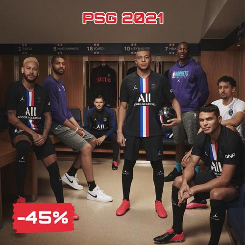 Sconti saldi Black Friday 2020 Nike PSG Paris Saint Germain