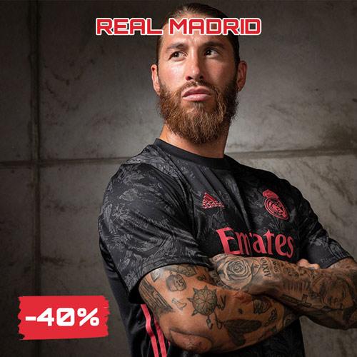 Sconti saldi blackfriday 2020 Adidas Real madrid Spain
