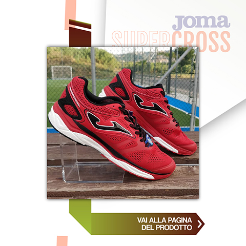 Joma Running Super Cross