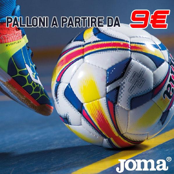 Pallone Joma Hybrid taglia 4 5 allenamento training