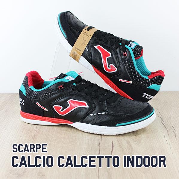 Scarpe calcio calcetto indoor running Joma uomo 2020 aguila topflex