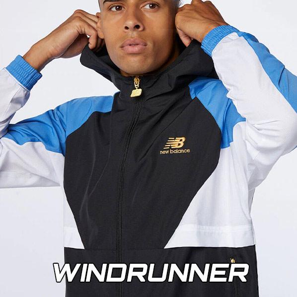 Nuova collezione New Balance Windrunner Windbreaker 2020