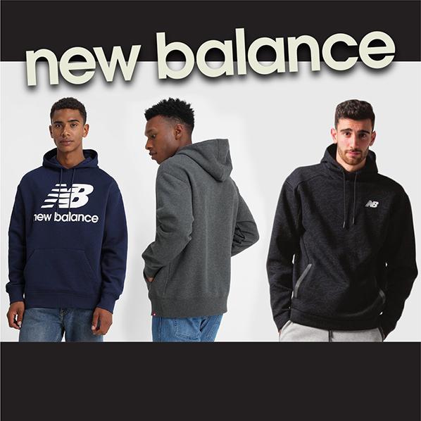 Nuova linea abbigliamento New Balance