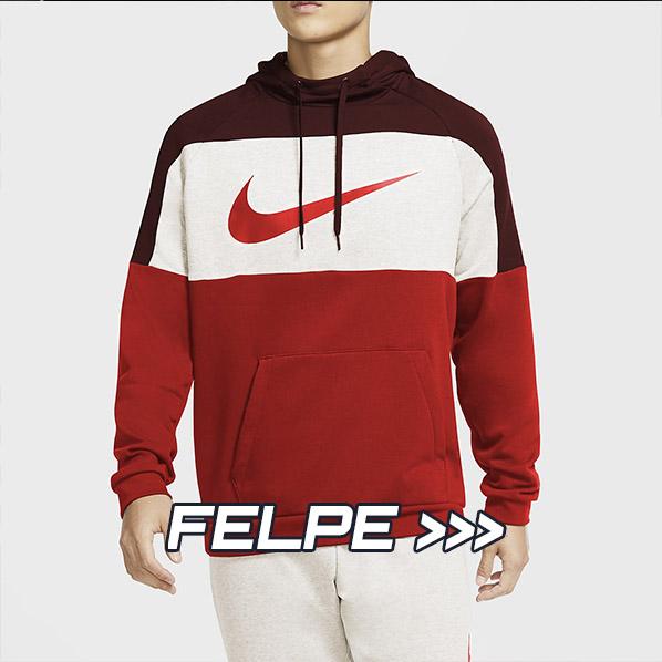 Nike felpe lifestyle training sportswear 2020