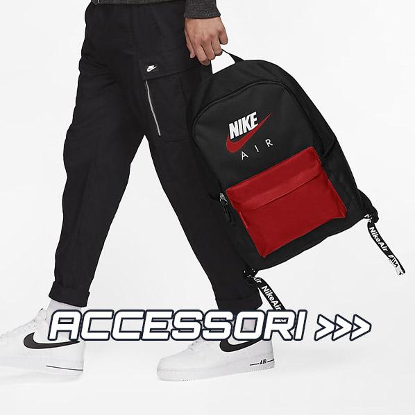 Nuova collezione accessori Nike sportswear zaino marsupio pallone 2020