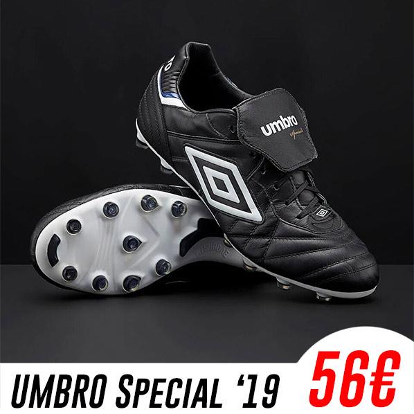 Umbro scarpe calcio calcetto special 2019