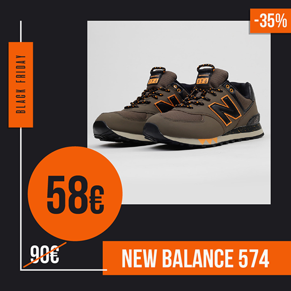 Black Friday 2019 sneakers New Balance 574