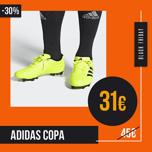 Black Friday 2019 scarpe calcio Adidas Copa