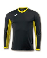 Joma Champion VI Nobel completo calcio football kit forniture squadre -Nero Giallo - 109