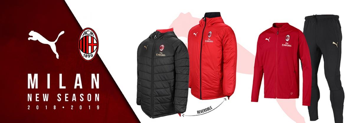 abbigliamento AC Milan scontate