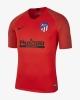 Atletico Madrid Nike Maglia Allenamento Rosso 2019 20 Breathe Squad Top