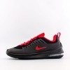 Nike Scarpe Sneakers Sportive Running Air Max AXIS Nero Rosso