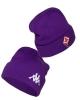 Fiorentina Kappa Cappello Invernale Woolie Beanie Unisex Viola ABBY 3 2020 21
