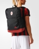 Ac Milan Adidas Zaino Bag Backpack Nero 2017 18