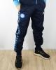 Pants Suit SSC Napoli Kappa Band Rastoria Retro 2018 19 blue original man